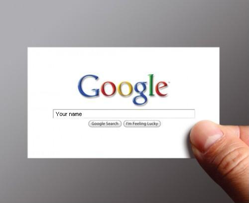 Google-Your-name