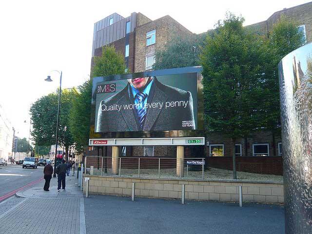 publicidad digital en Reino Unido