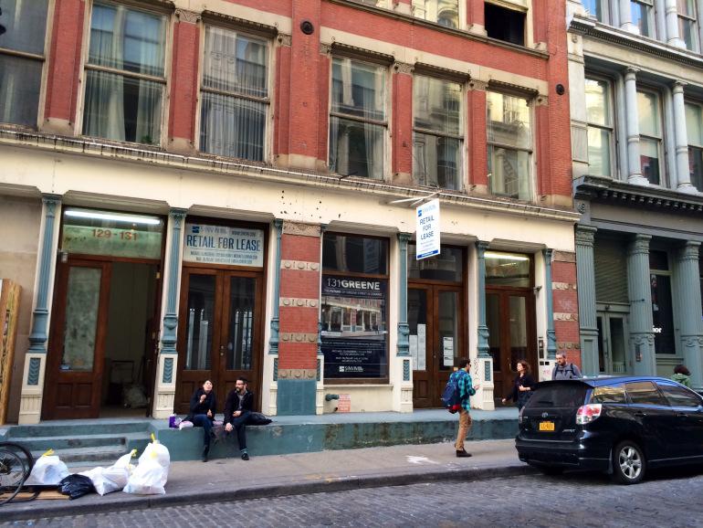 Google podría tener su primera tienda física en New York
