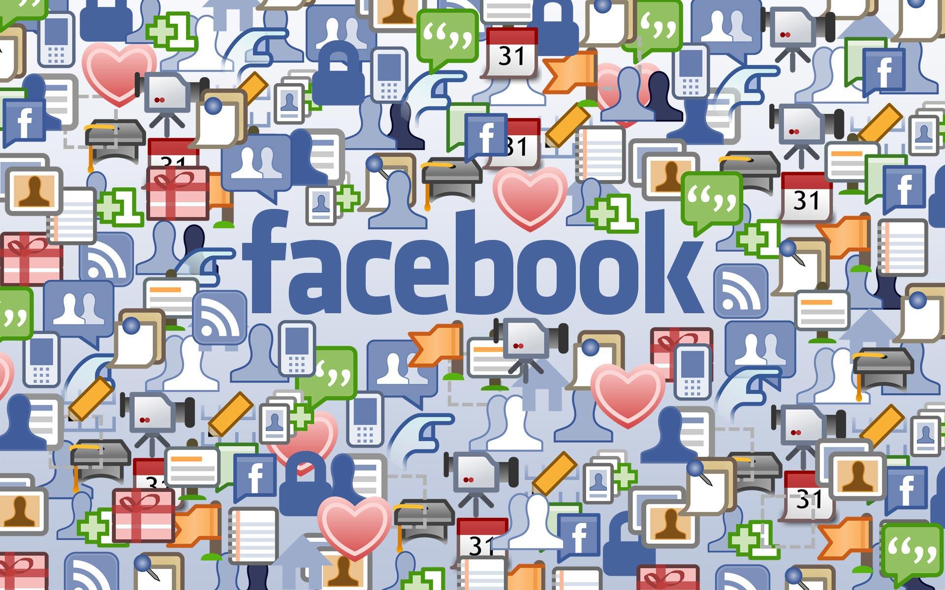 actividad social en España está en Facebook