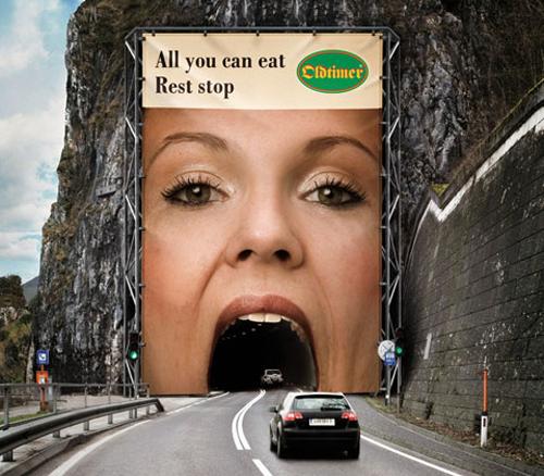 El aumento de la publicidad