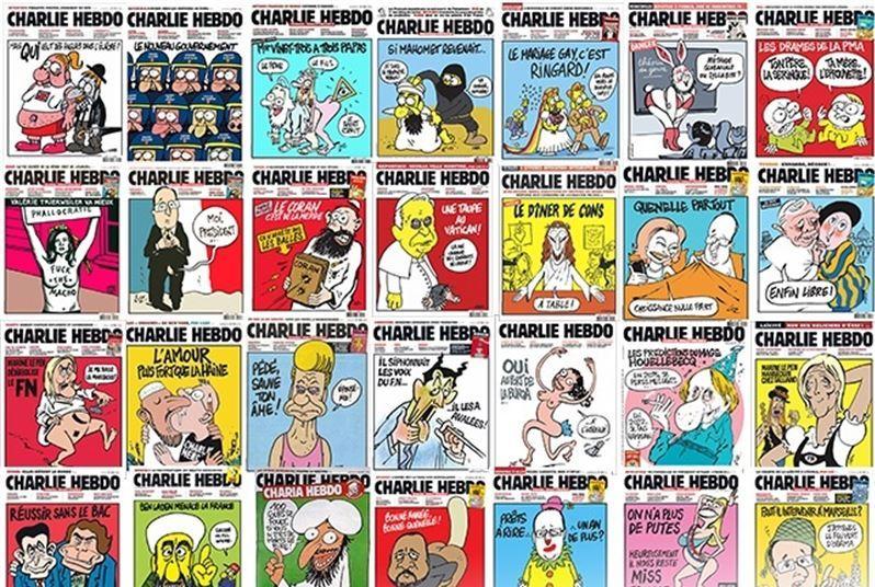 post 8 Twitter con Charlie Hebdo