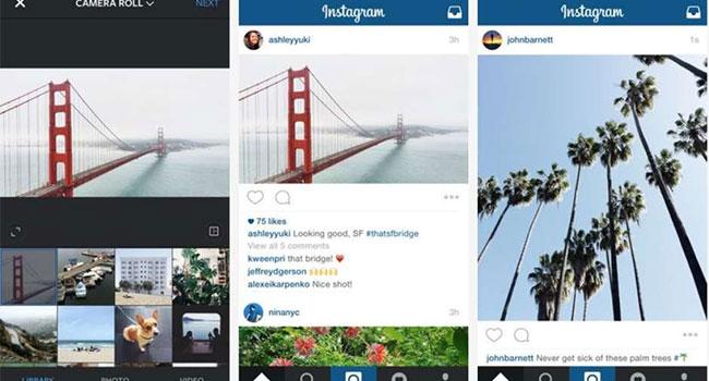 post 1 Instagram se moderniza