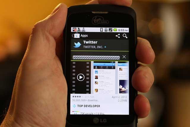 cambios de twitter
