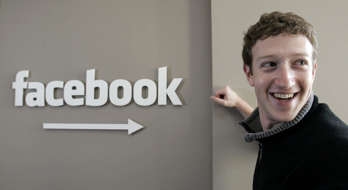 Facebook contagia emociones