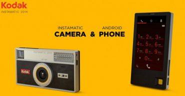Los nuevos moviles de Kodak
