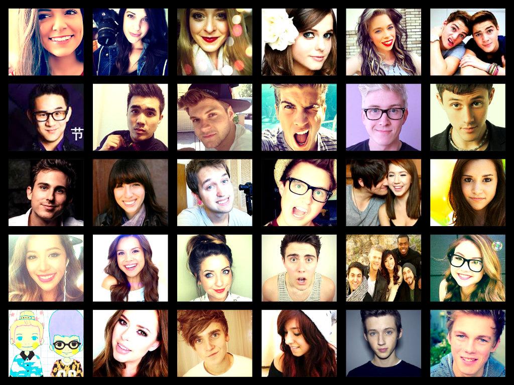 Los Youtubers más populares del mundo