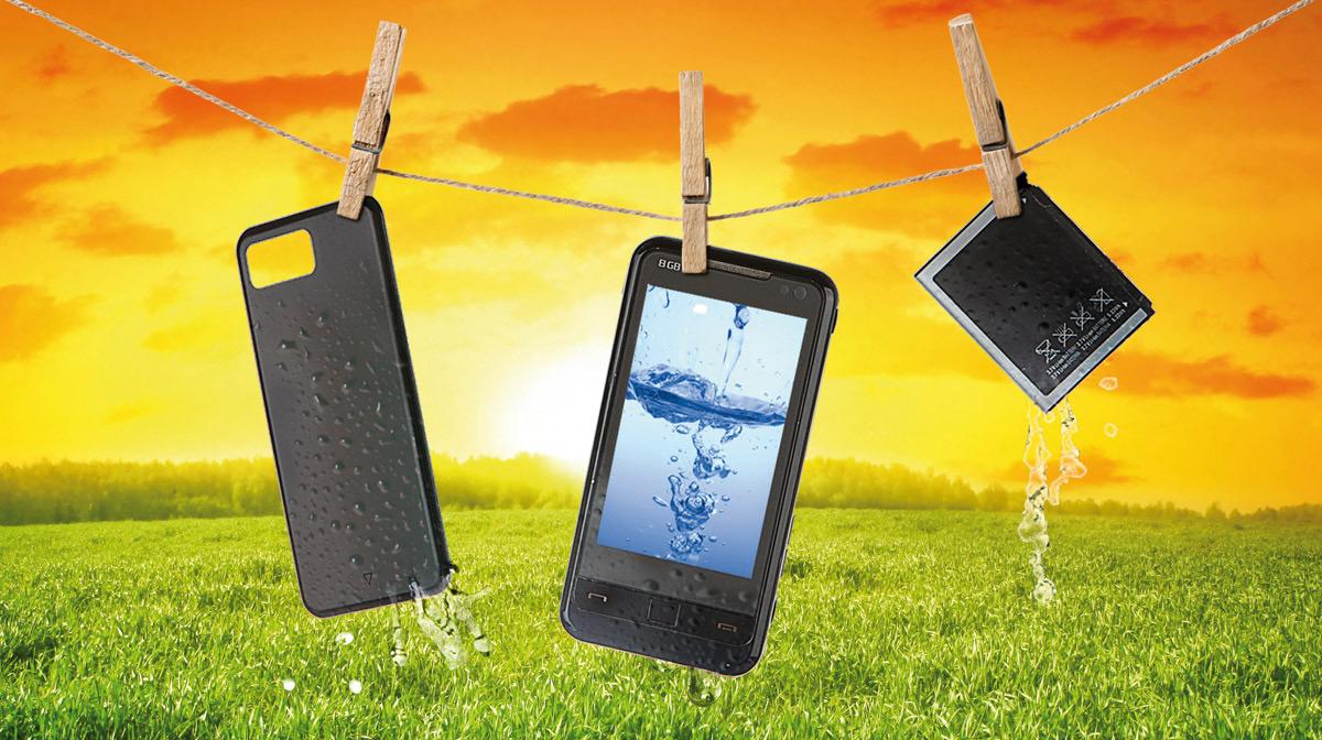 post 11 Qué hacer cuando se te moja el móvil o se llena de arena