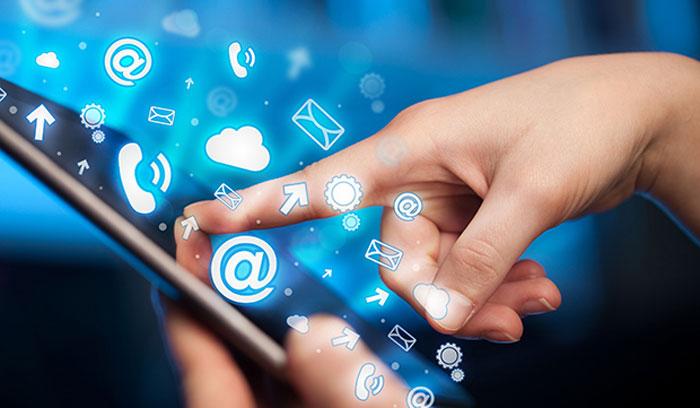 internet móvil sigue superando a las líneas fijas