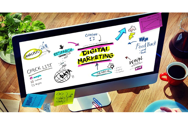 marketing digital 2017
