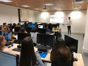 master en redes sociales: profesores