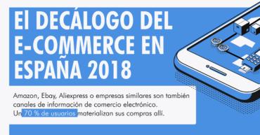 comercio electronico ecommerce españa infografia