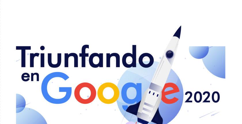 Portada Triunfando en Google 2020