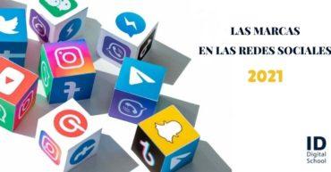 La actividad de las marcas en redes sociales